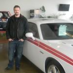 Matt Witkewiz, service manager at Weeks