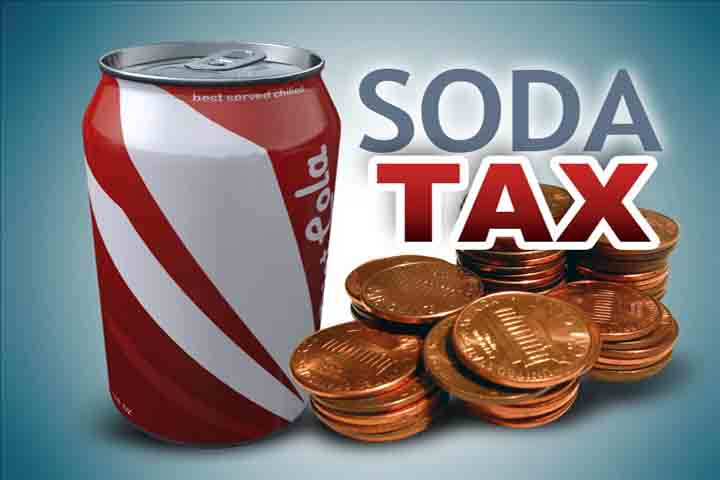 """?soda tax: the beginning of the end essay The current issue of junk food consumption essay b  """"despite some individual efforts by some states to tax soda pop, require healthier school lunches of ."""