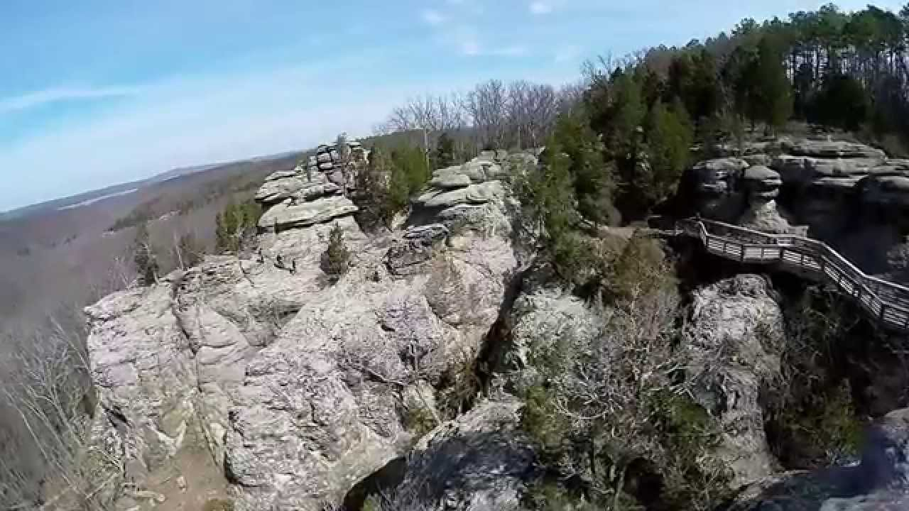 One Injured From Garden Of The Gods Fall Benton West Frankfort Illinois News Franklin