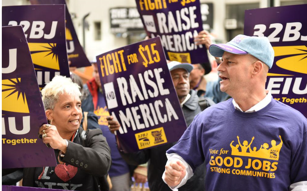 Fight for $15 to take center stage in Illinois